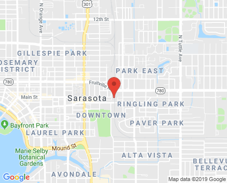 Google Map of Band Law Group's Location